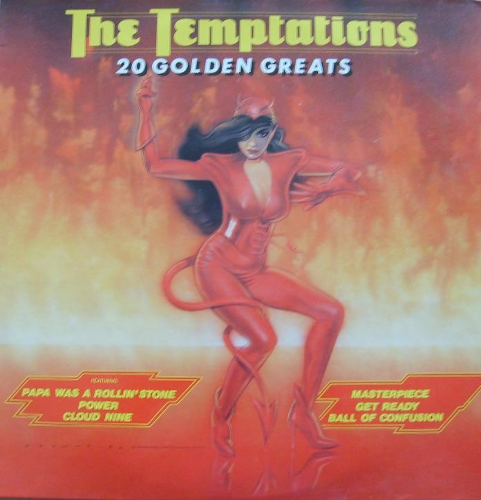 The Temptations Shakey Ground - I'm A Bachelor