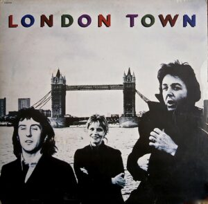 Wings - London Town