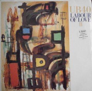 U.B 40 Labour Of Love Vol 2