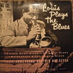 Louis Plays The Blues