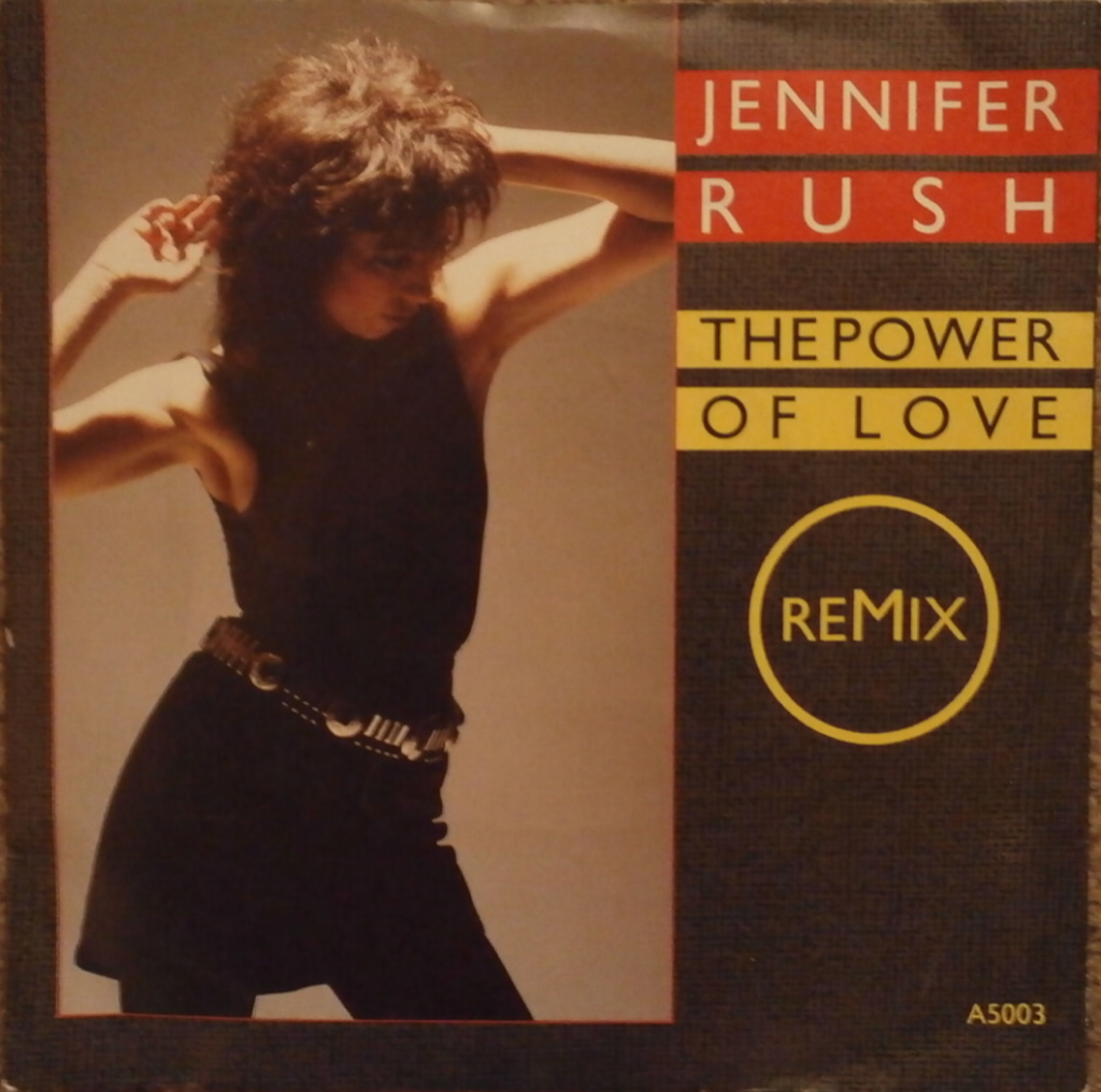 Jennifer Rush - The Power Of Love - Orchestral Remix