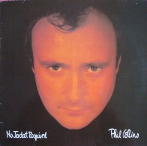 Phill Collins - No Jacket Required