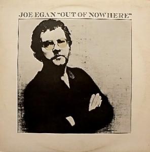 Joe Egan - Out Of Nowhere